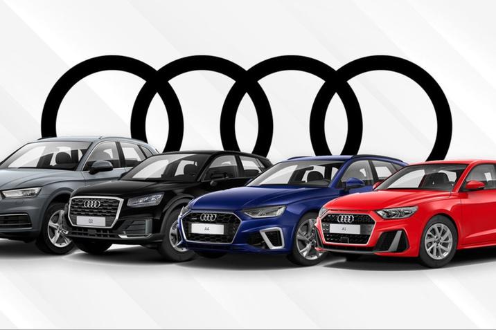 Audi akcija