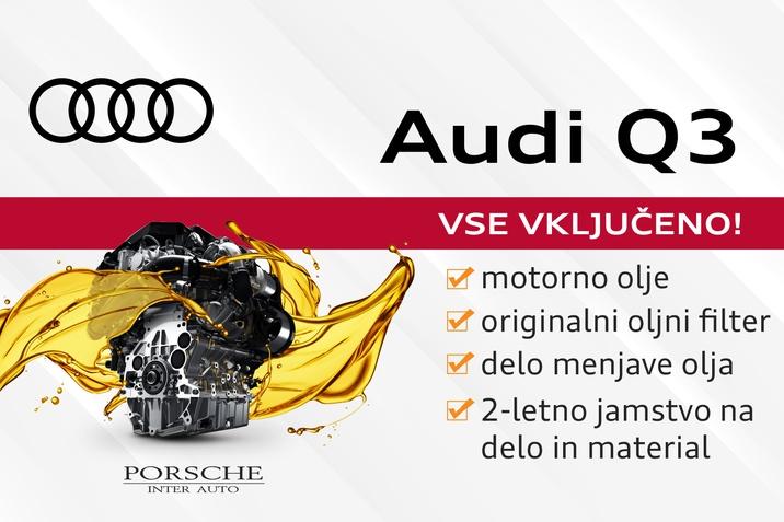 AUDI Q3 SERVIS