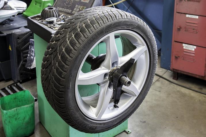 Centriranje pnevmatike