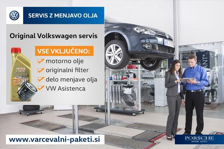 Polo redni servis Volkswagen