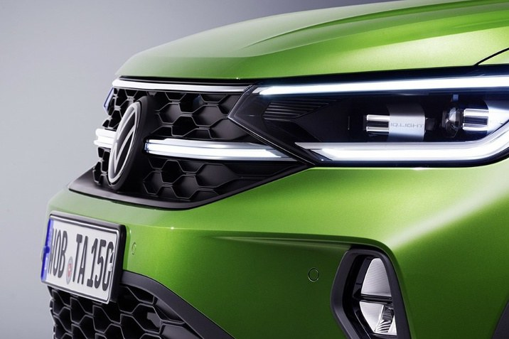 NOVI VW TAIGO 2021
