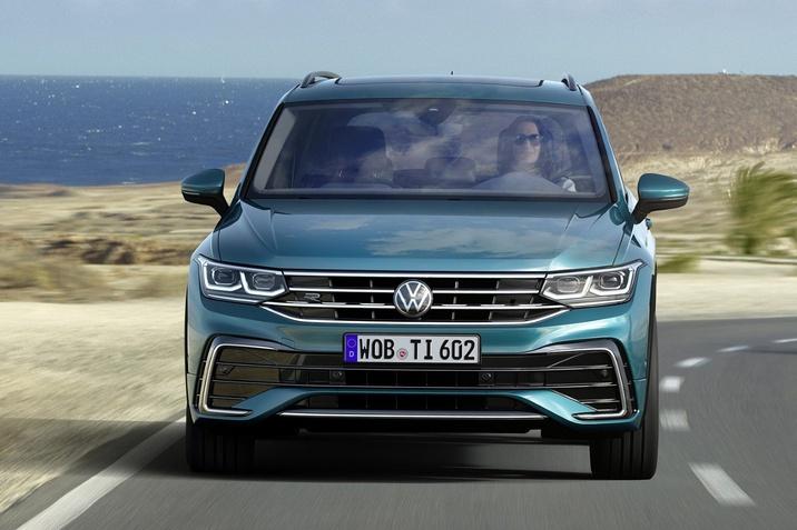 Novi VW Tiguan 2020