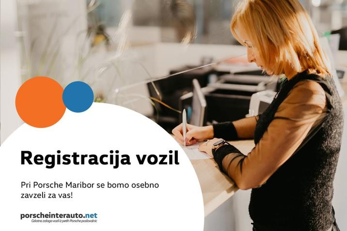 Registracija vozil Maribor