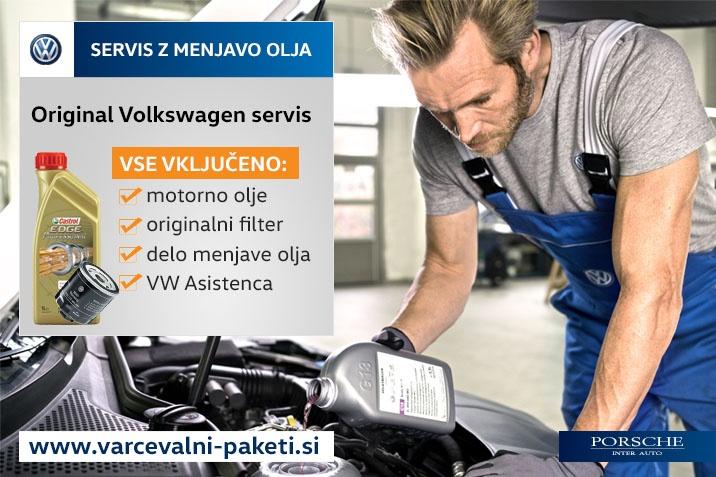 Volkswagen Servis VW Golf TDI