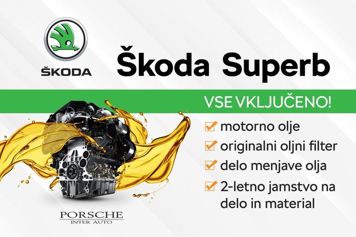 ŠKODA SUPERB SERVIS