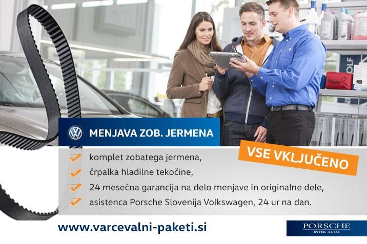 Veliki servis VW Tiguan 2.0 TDI
