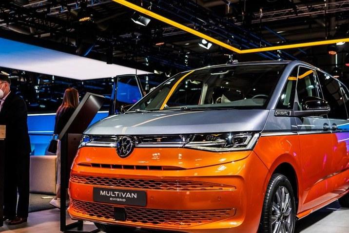 VW Multivan T7 2022