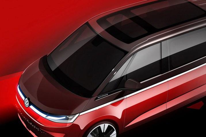 VW MULTIVAN T7 2021