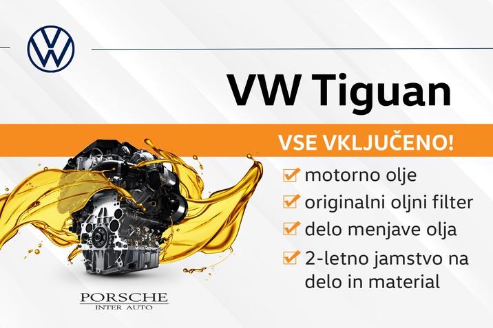 VW TIGUAN SERVIS