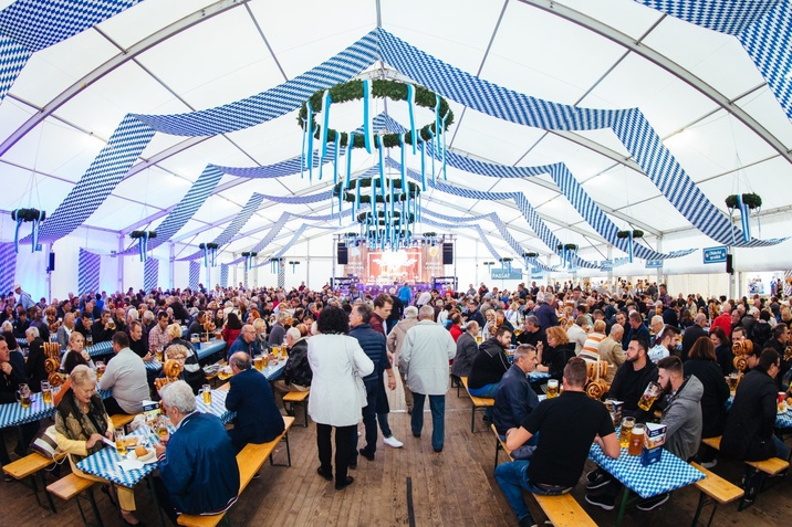 Porsche Ljubljana Oktoberfest 2019