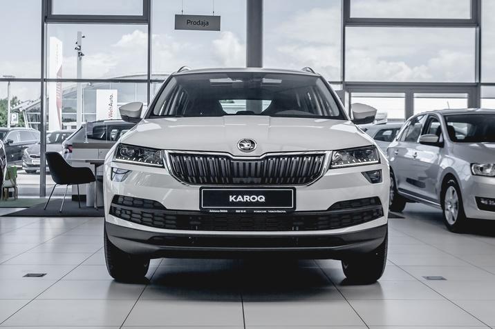 Škoda Karoq