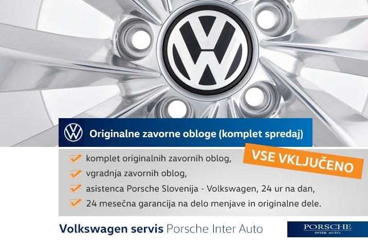 VW PASSAT ZAVORE